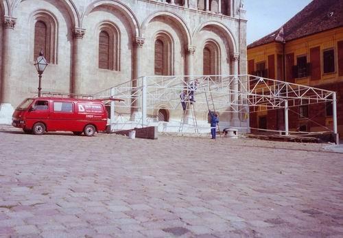 1999 – Ókeresztény sírkamrák – Pécs
