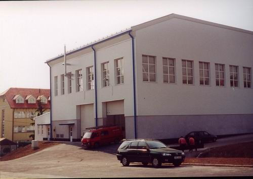 2002 – Spitzer Kft. – Pécs