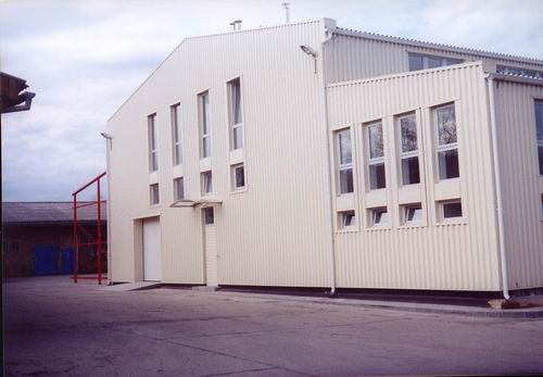 2003 – Somapak Kft. – Pécs