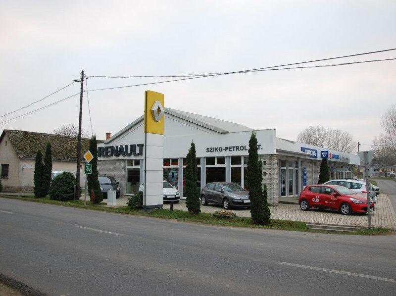 2005 – Sziko-Petrol Kft. – Kaposszekcső
