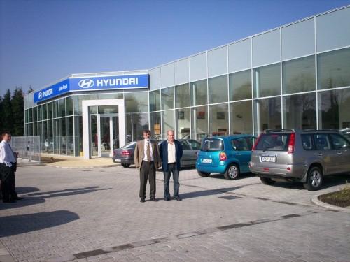 2006 – Hyundai Autószalon – Szekszárd