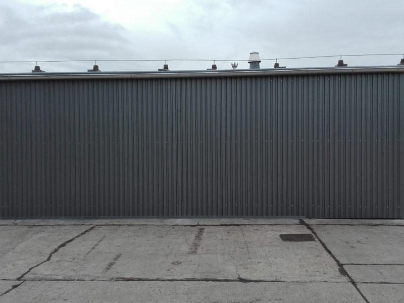 2017 – Diófa utcai raktárépület